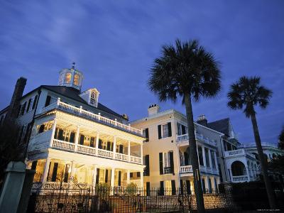 Ante Bellum Houses, Charleston, South Carolina, USA