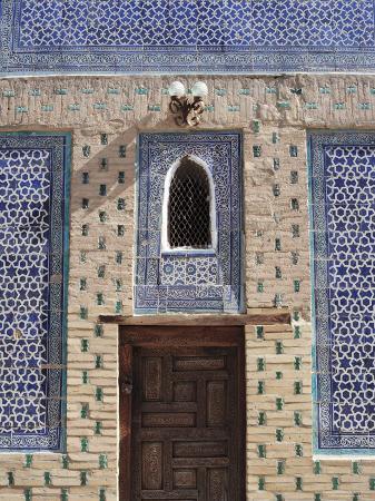 Harem in Khan's Palace, Khiva, Uzbekistan