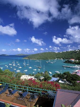 Cruz Bay, St. John, Us Virgin Islands, Caribbean