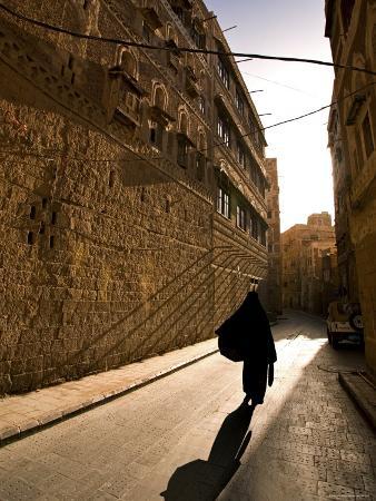 Old City of Sanaa, Yemen