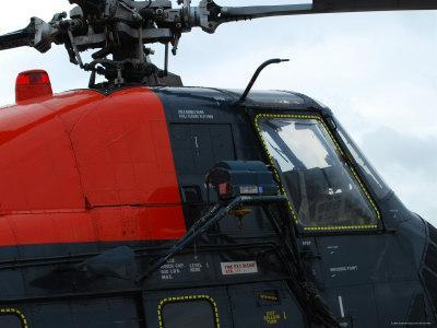 Sikorsky HSS-1 Seabat Helicopter of the Belgian Air Force