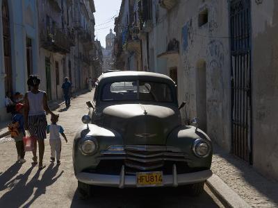 1950s American Car, Havana, Cuba