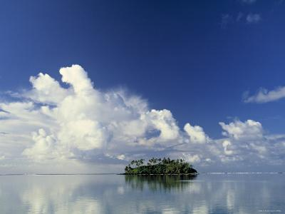 Tropical Island, Raratonga, Cook Islands