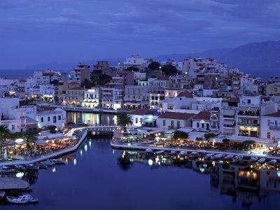 Agios Nikolaos, Lasithi Province, Crete, Greece