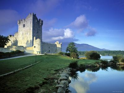 Ross Castle, Killarney, Co. Kerry, Ireland