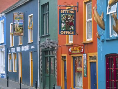 Shop Fronts, Dingle, Co. Kerry, Ireland