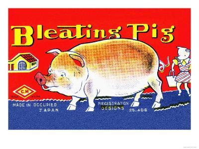 Bleating Pig