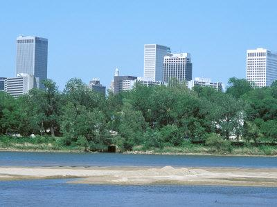 Arkansas River, Tulsa, Oklahoma