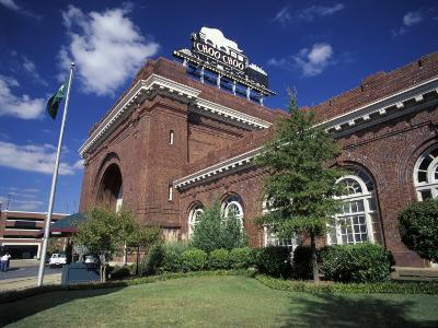 Chattanooga Choo-Choo at the Train Station, Chattanooga, Tennessee