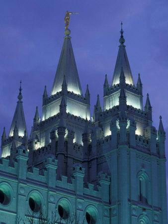 Temple Square, Salt Lake City, Utah