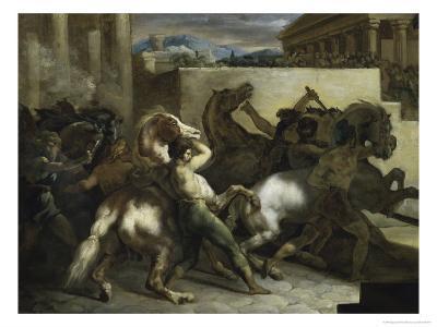 Course de Chevaux Libres a Rome