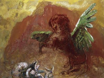 Pegasus and Hydra