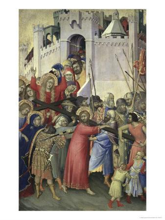 The Carrying of the Cross, c.1336-42