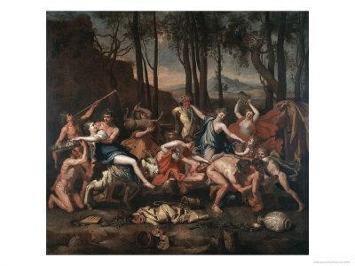 The Triumph of Pan, 17th century