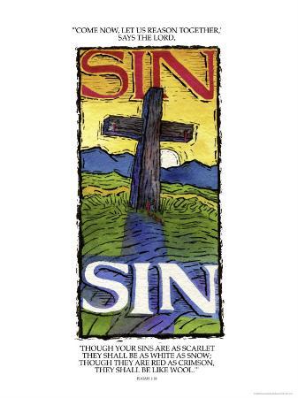 Sins White as Snow