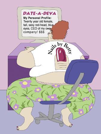 Internet Dating, no.2