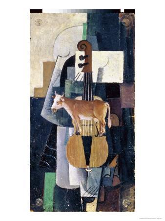 The Cow and the Violin
