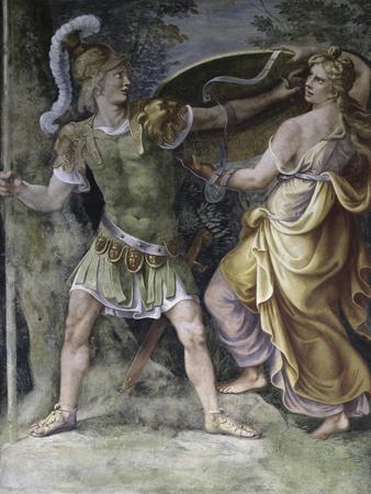 Thetis Arming Achilles