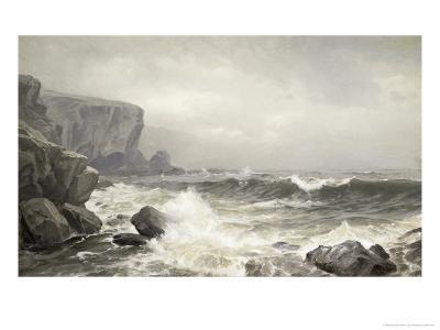 Crashing Surf, c.1902