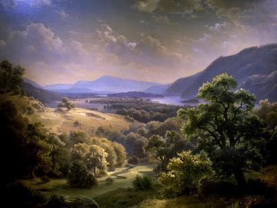 Summer Landscape, c. 1860