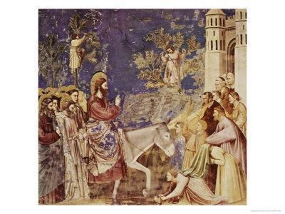 Christ at the Gates of Jerusalem