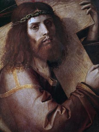 The Cross Bearing Christ
