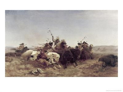 The Buffalo Hunt