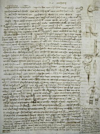 Codex Leicester: River Theories