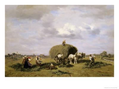 Harvest in Upper Bavaria