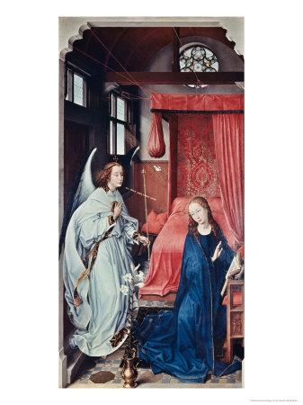The Annunciation, no.1