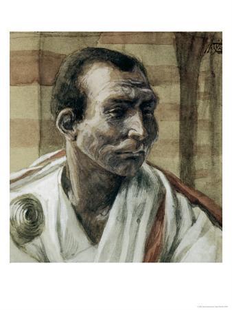 Portrait of Pontius Pilate