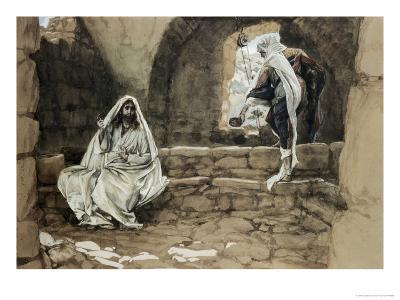 Woman of Samaria at the Well