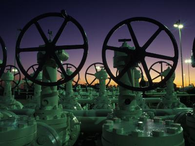 Natural Gas, Storage Tanks