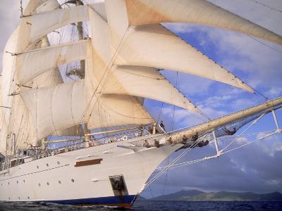 Star Clipper, 4-Masted Sailing Ship