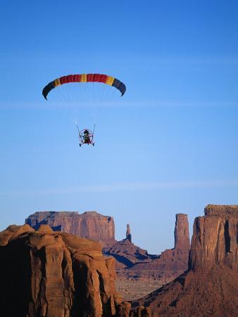 Powered Parachute Ultralight Vehicle, UT