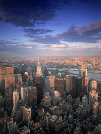 New York City Skyline, NY