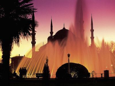 Sultanahmet, Blue Mosque, Istanbul, Turkey