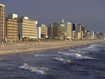 Oceanfront Hotels, Virginia Beach, VA