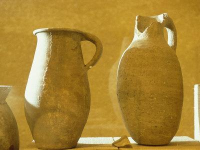 Pottery from the Time of Christ, Israel