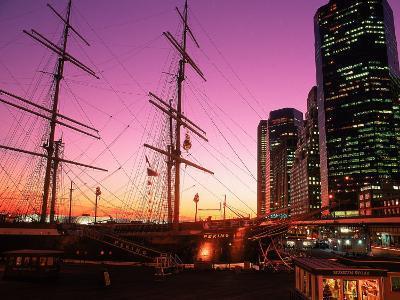 Peking Ship at South Street Seaport, NY