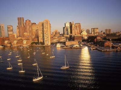 Skyline, Boston, MA