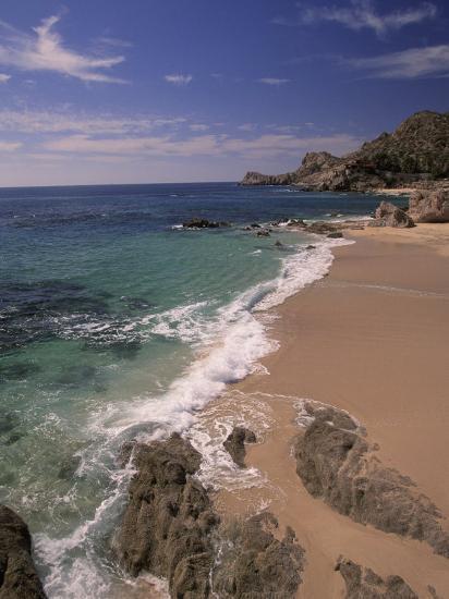 Los Cabos Beach Cabo San Lucas Mexico Photographic Print