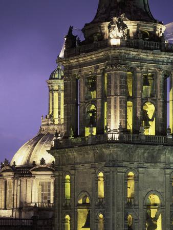 Cathedral Metropolitana, Mexico City, Mexico
