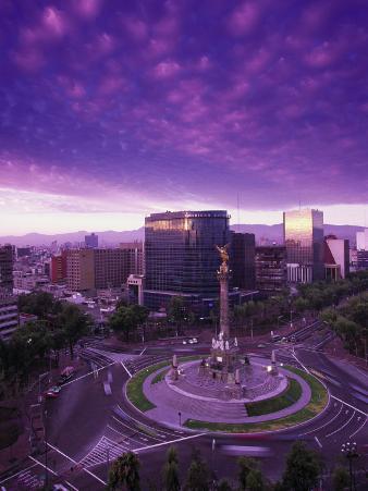 Monumento a La Indepencia, Mexico City