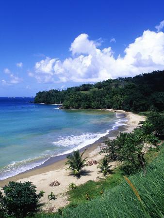 Bloody Bay, Tobago, Caribbean
