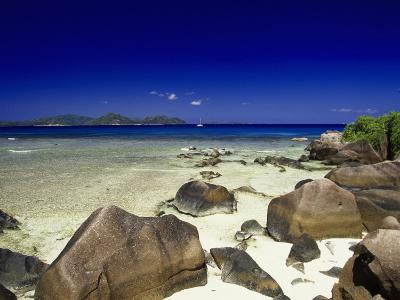 La Digue Isle, Seychelles, Indian Ocean