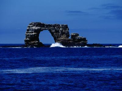 The Arch off Wolf Island, Galapagos Islands