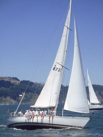 42 Foot Beneteau Sailboat, San Francisco, CA