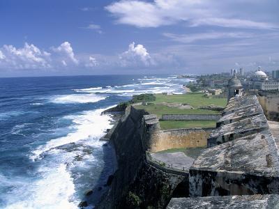 Castillo de San Cristobal Beach, Puerto Rico