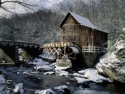 Grist Mill and Glade Creek, Badcock State Park, WV